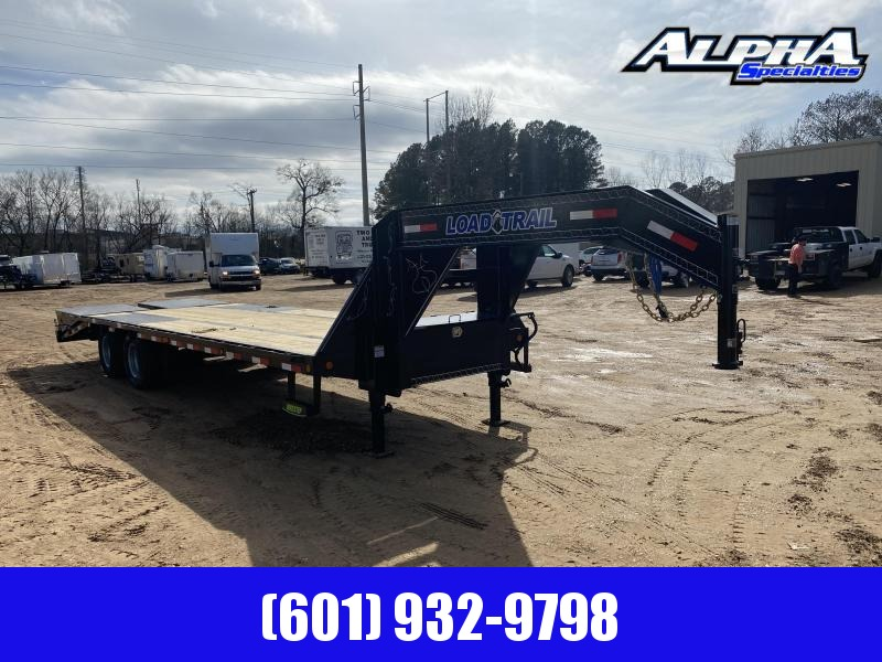 "2020 GP22 102"" x 28' Tandem Low-Pro Gooseneck Equipment Trailer 22K GVWR"