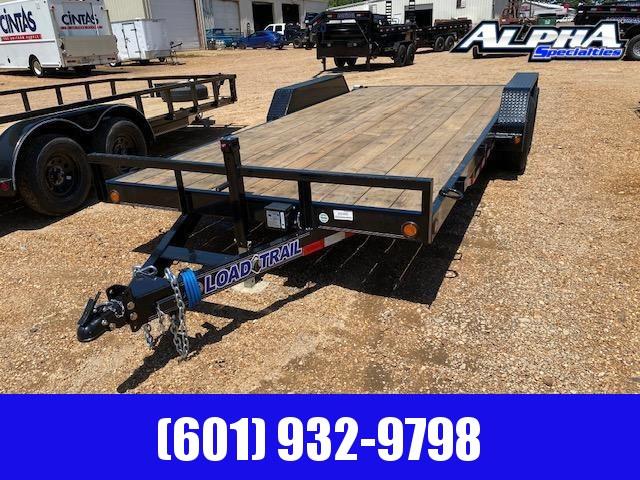 "2020 Load Trail 83"" x 18' Tandem Axle Carhauler Trailer 9990 GVWR"