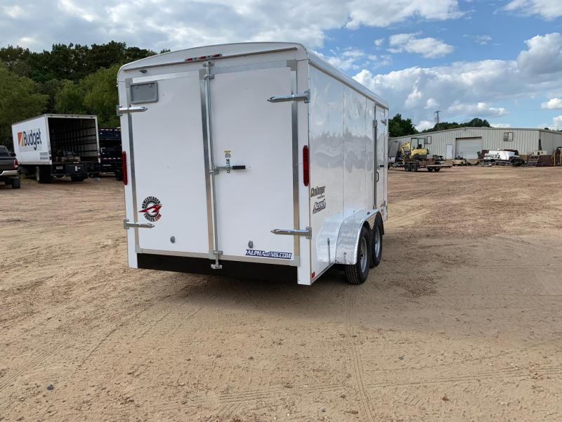 2020 Homesteader 714CT Enclosed Cargo Trailer 7K GVWR