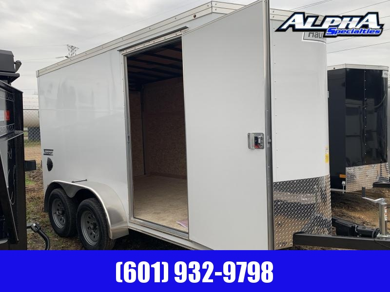 2020 Haulmark 12' x 7' TSV712T2 Enclosed / Cargo Trailer 7K GVWR