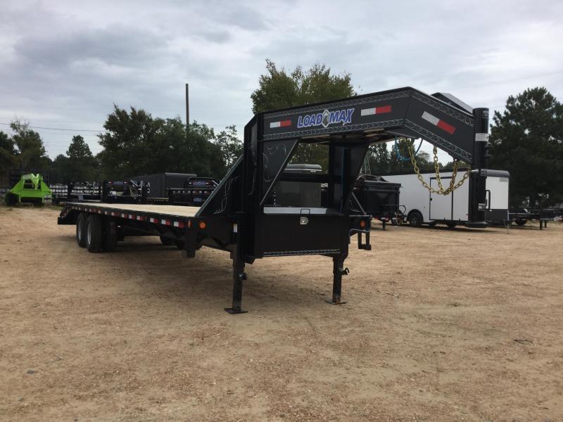 "2020 Load Trail 102"" x 32' Tandem Low-Pro Gooseneck Equipment Trailer"
