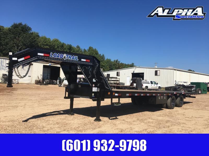 2020 Load Trail GL322 Equipment Trailer