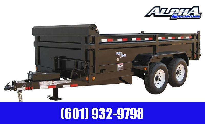"2020 Load Trail 83"" x 16' Tandem Axle Dump Trailer 14K GVWR"