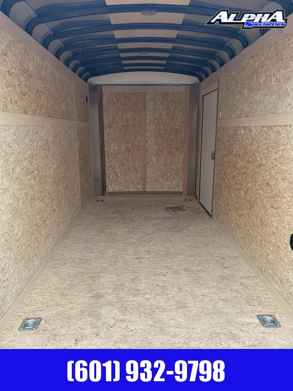 2020 Haulmark 12' x 6' TS612T2 Enclosed / Cargo Trailer 7K GVWR