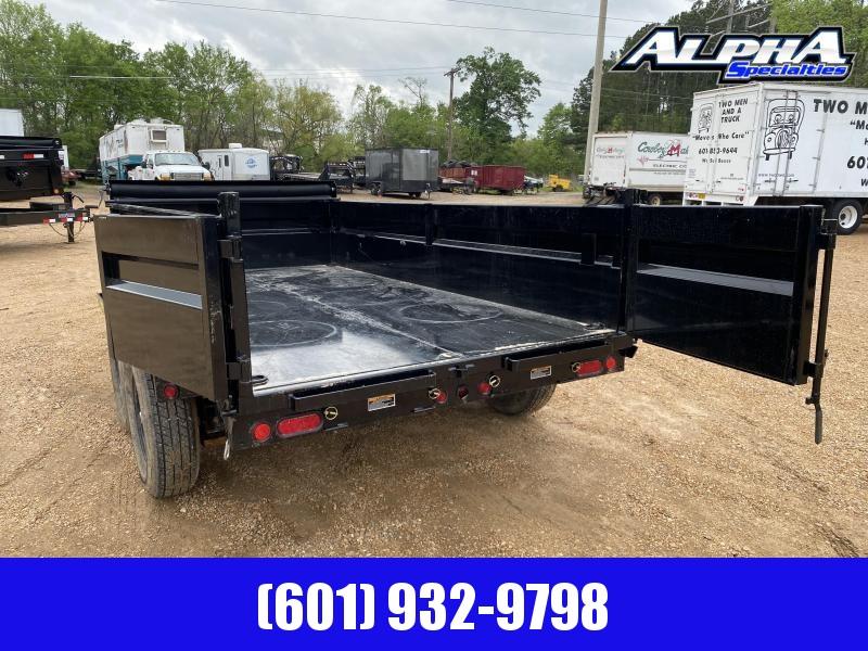 2020 Load Trail DT10 72 x 12 Tandem Axle Dump Trailer