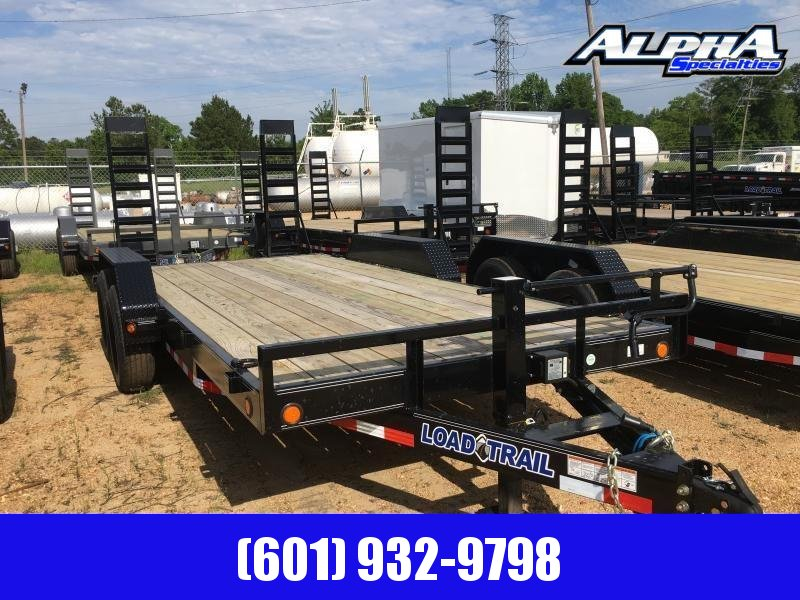 "2019 Load Trail 83"" x 18' Car/Equip. Hauler 14k GVWR"
