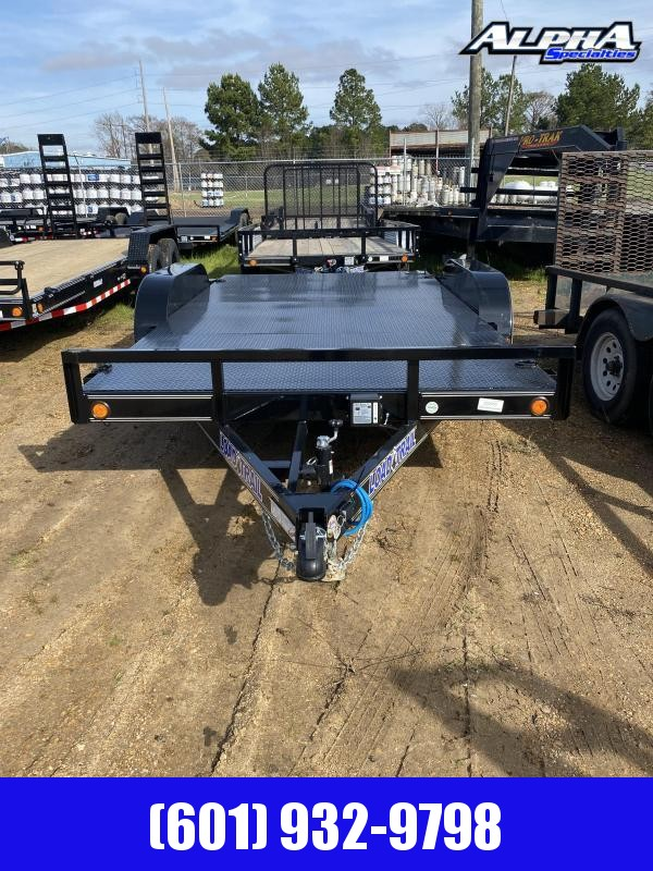 2020 Load Trail CH07 Carhauler 83 x 14 Car / Racing Trailer