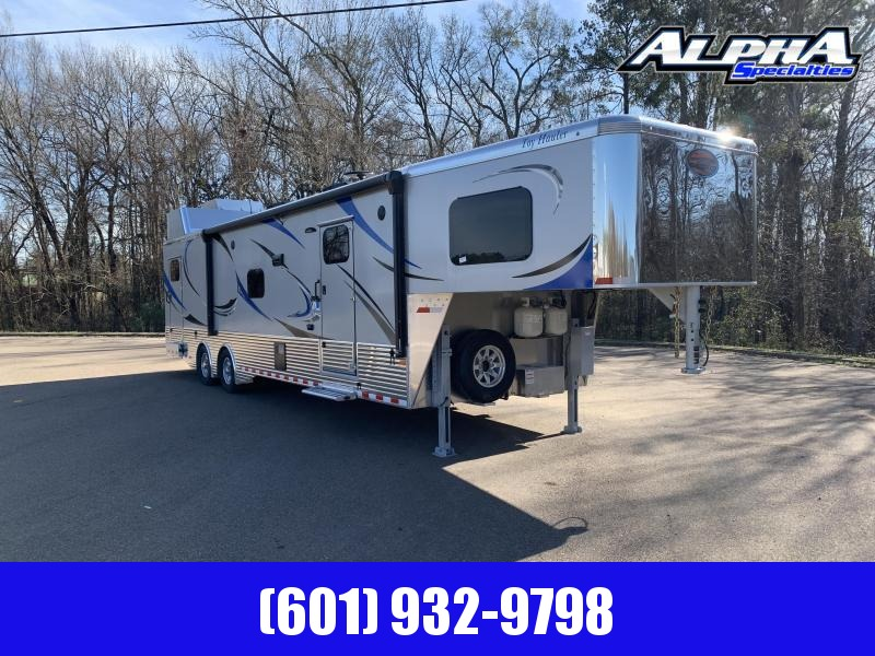 2019 Sundowner Trailers 39' Open Model Toy Hauler ALL ALUMINUM