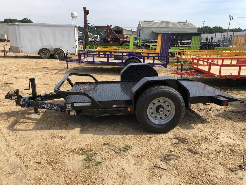 2019 Load Trail 5' x 10' Single Axle Tilting Trailer