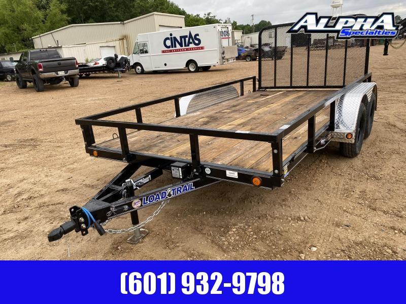 2020 Load Trail UT07 - Tandem Axle Utility 83 x 14 Utility Trailer