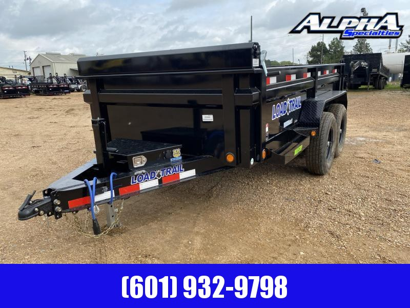 2020 Load Trail DT10 72 x 12 Tandem Axle Dump Trailer