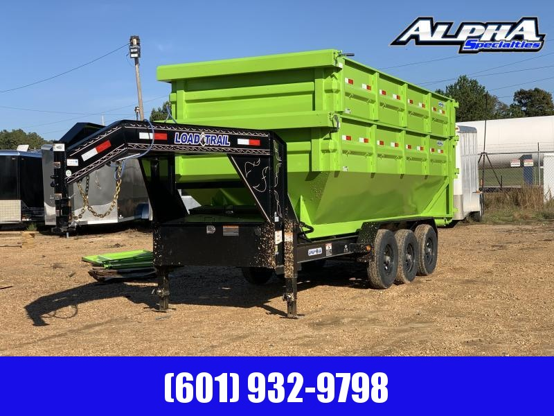 2019 Load Trail GM8316073 Dump Trailer