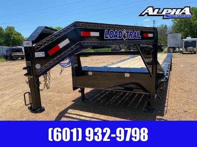 "2020 Load Trail 102"" x 40' Triple Axle Gooseneck Car / Racing Trailer 21K GVWR"