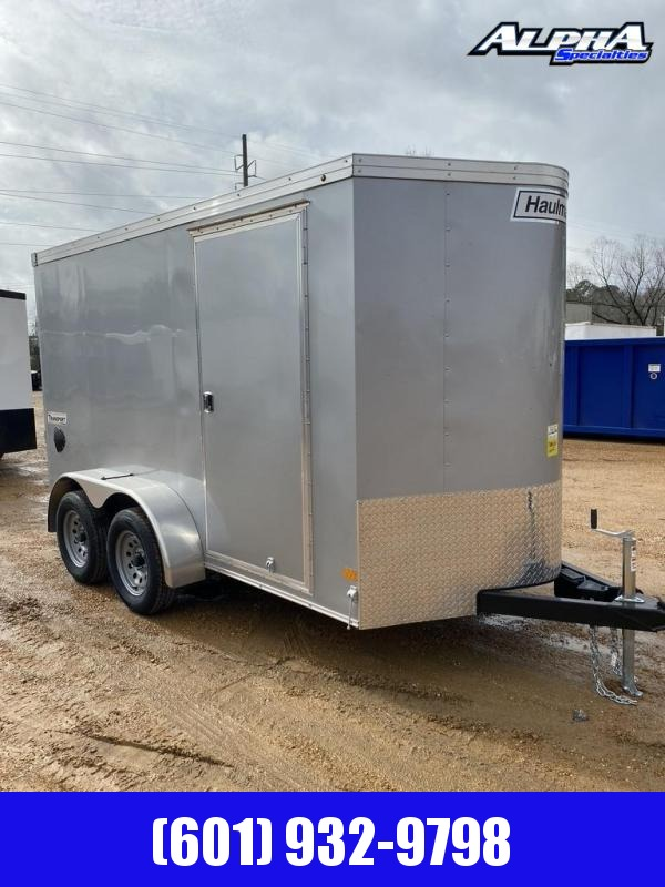 2020 Haulmark 6' x 12' TSV612T2 Enclosed Cargo Trailer 7K GVWR