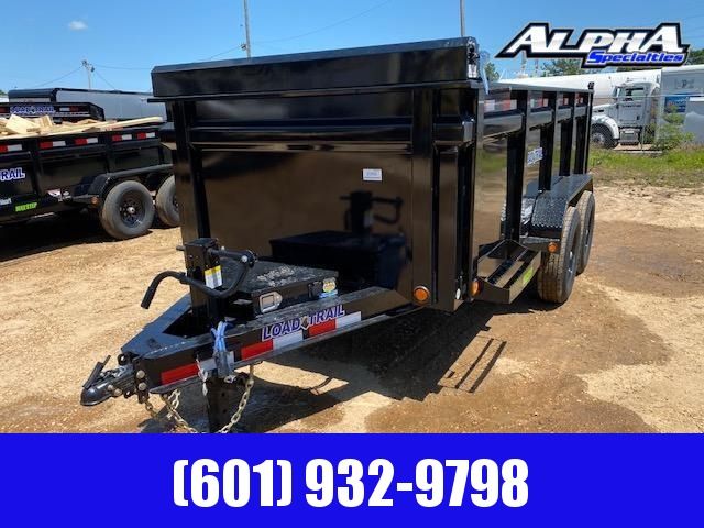 "2020 Load Trail 72"" x 14' Tandem Axle Dump Trailer 14K GVWR"