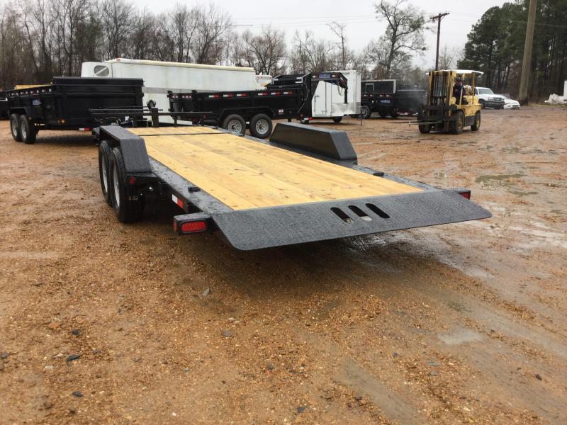 """2020 Load Trail 83"""" X 20' Tilt-N-Go Tandem Axle Tilt Deck I-Beam Frame Equipment Trailer"""