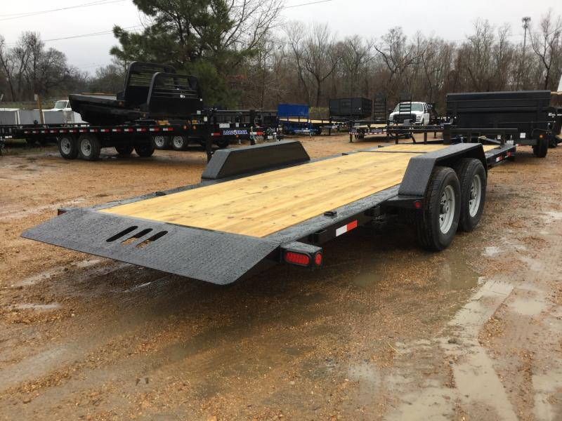2020 Load Trail TH8320072 Equipment Trailer