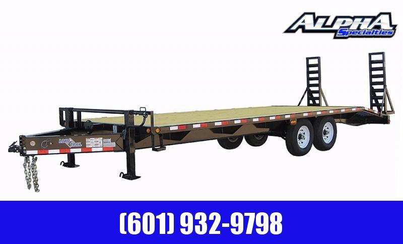 2020 Load Trail PH14 - Pintle Hook Heavy Duty 102 x 24 Equipment Trailer