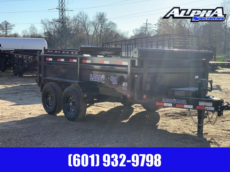 "2020 Load Trail 83"" x 12' Tandem Axle Dump Trailer"