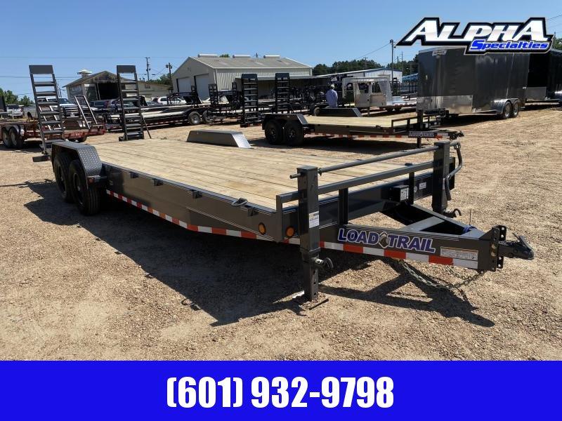 """2020 Load Trail 83"""" x 24' Car / Equipment Trailer 14K GVWR"""
