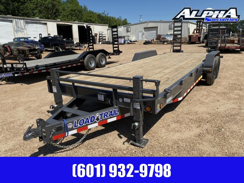 "2020 Load Trail 83"" x 24' Car / Equipment Trailer 14K GVWR"