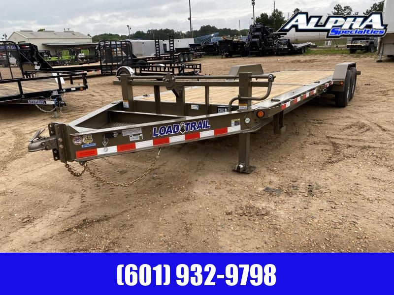 "2020 Load Trail TH14 Tilt-N-Go Tilt Deck 14000 Lb. w/8"" I-Beam Frame Equipment Trailer"