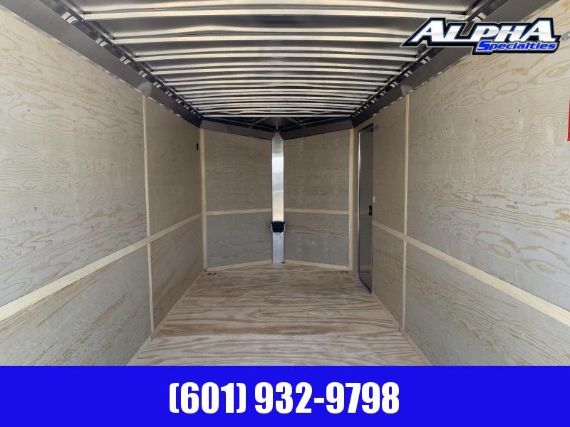 2019 NEO 7 x 16 Aluminum Enclosed Cargo Trailer 7K GVWR