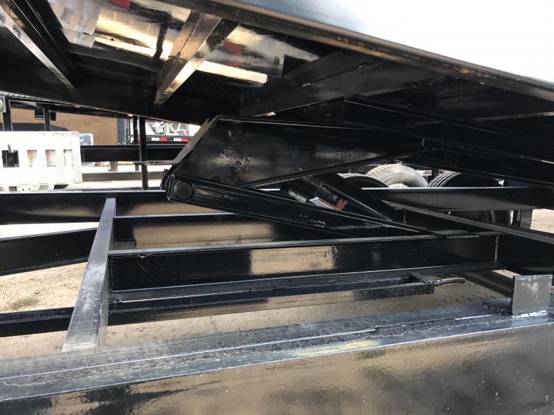 "2020 Load Trial 83"" x 14' Tandem Axle Dump Trailer"