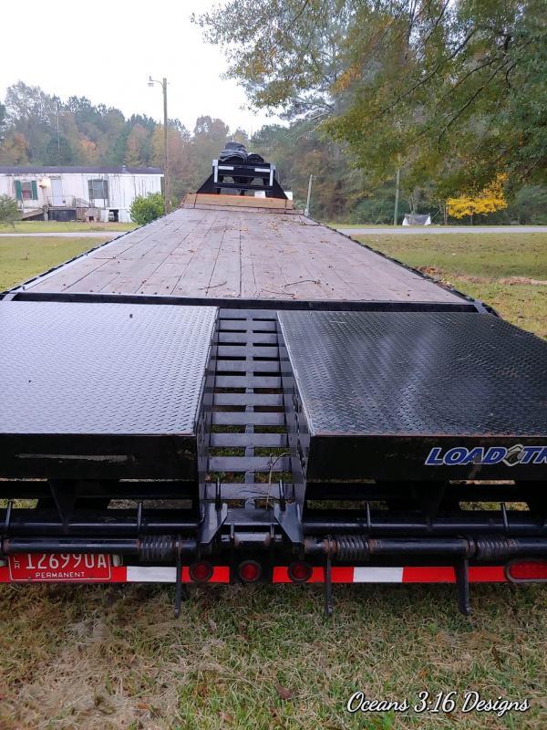2018 Load Trail GH24 Heavy Duty 102 x 40 (GH0240122) Equipment Trailer