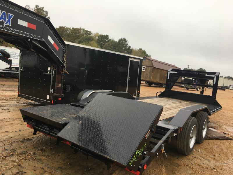 2019 Load Trail 20' HD Gooseneck Trailer 20K GVWR Single Tire