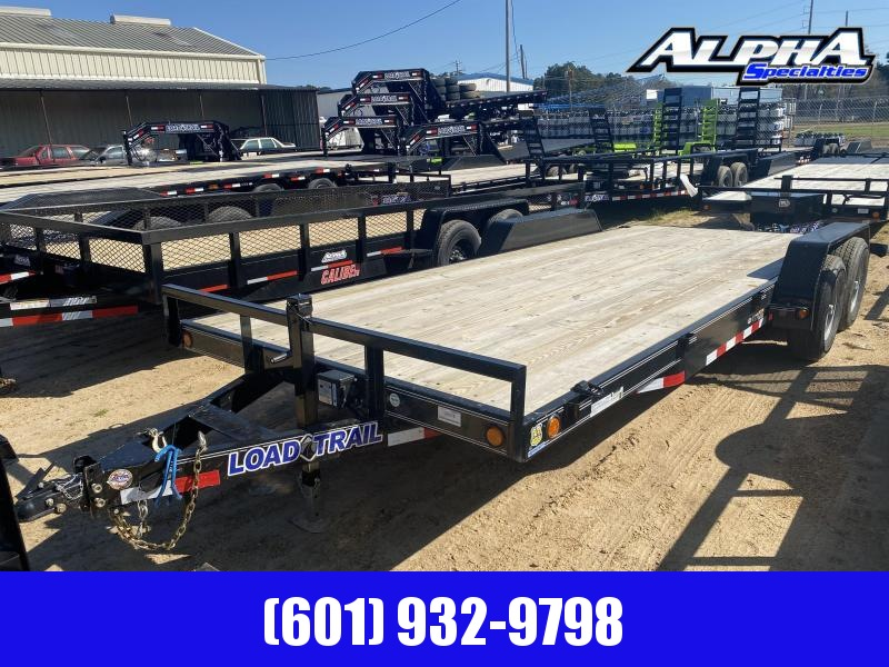 2020 Load Trail CH10 Tandem Axle Carhauler 83 x 20 Car / Racing Trailer 9990 GVWR
