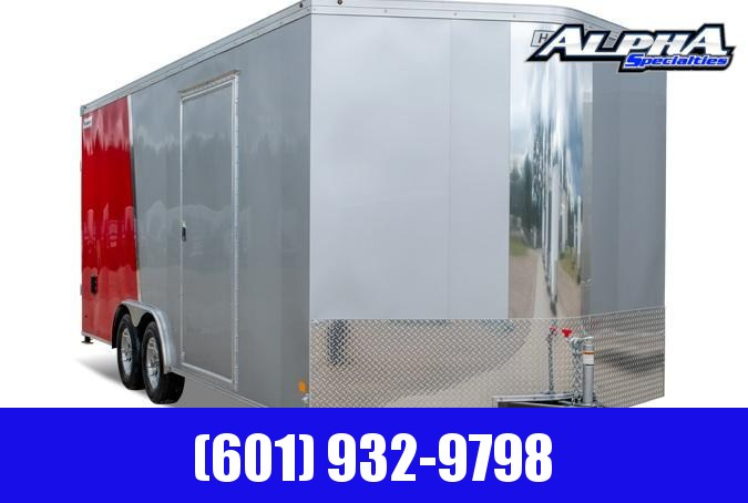 2020 Haulmark 8.5' x 20' Transport V-Nose Enclosed Car / Racing Trailer 9990 GVWR