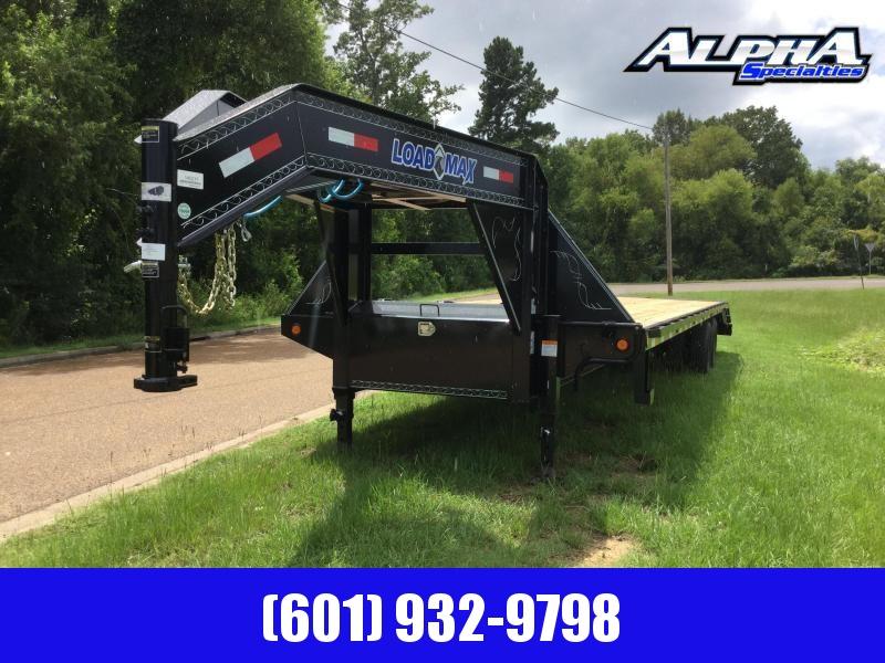 "2019 Load Trail 102"" x 34' Tandem Low-Pro Gooseneck Equipment Trailer"