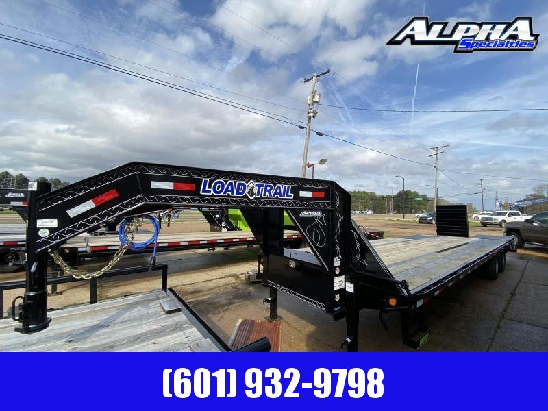 "2019 Load Trail 102"" x 32' Tandem Low-Pro Gooseneck"