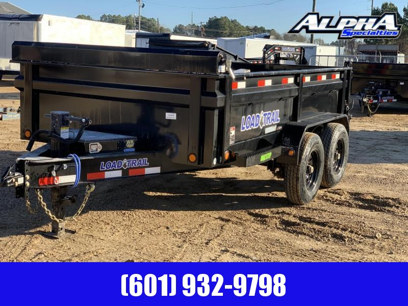 2020 Load Trail DT14 83 x 14 Dump Trailer