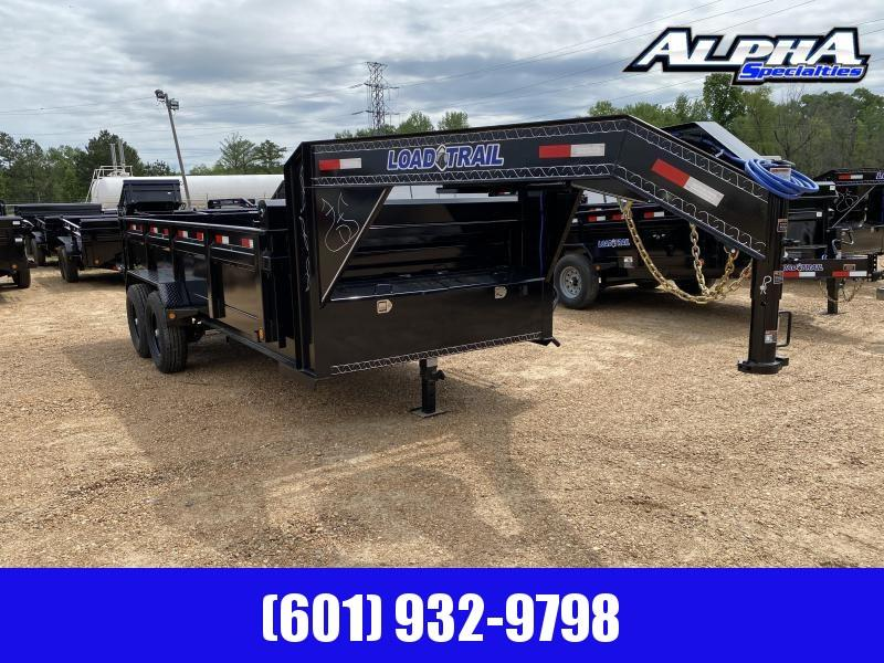 2020 Load Trail DT14 83 x 14 Tandem Axle Dump Trailer 14K GVWR