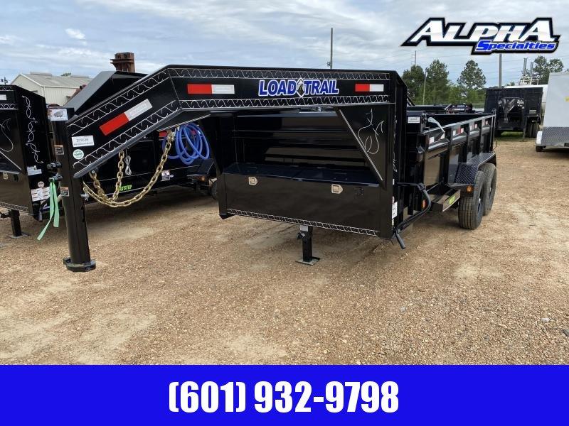 2020 Load Trail GD14 83 x 14 Tandem Axle Gooseneck Dump Trailer 14K GVWR