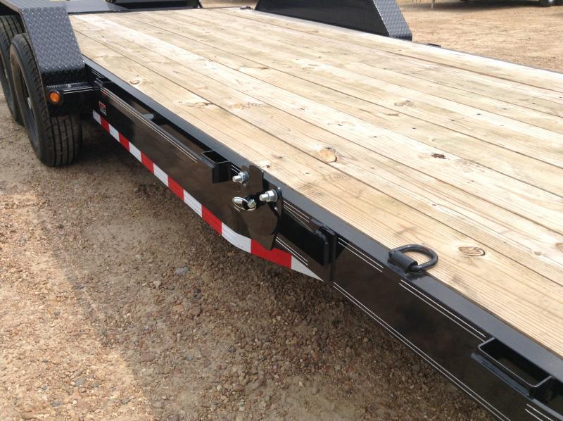 """2019 Load Trail 83"""" x 20' Tandem Axle Carhauler / Racing Trailer"""