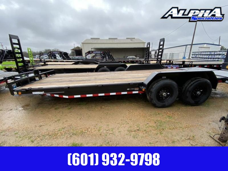 2020 Load Trail CH14 Carhauler 83 x 22 Car / Racing Trailer