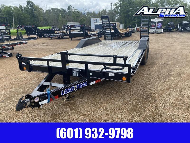 "2020 Load Trail 102"" x 20' Tandem Axle Carhauler / Equipment Trailer 14k GVWR"