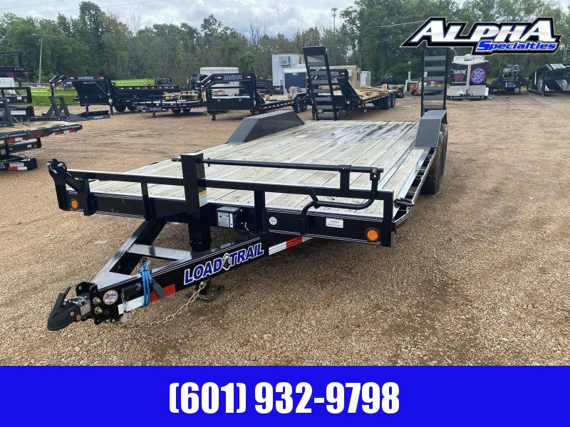 "2020 Load Trail 102"" x 20' Tandem Axle Carhauler / Equipment Trailer 14k GVWR"