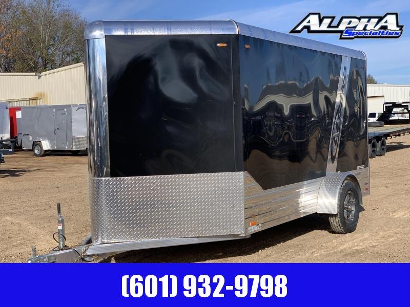 2019 Legend Aluminum 7 X 12 DELUXE Enclosed Cargo Trailer 3K GVWR