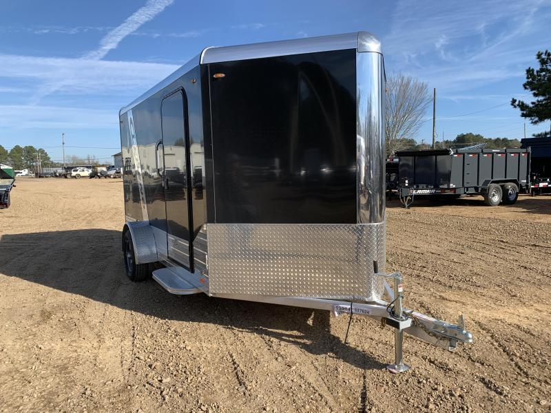 2019 Legend Aluminum 7 X 12 DELUXE Enclosed Cargo Trailer 3K GVWR
