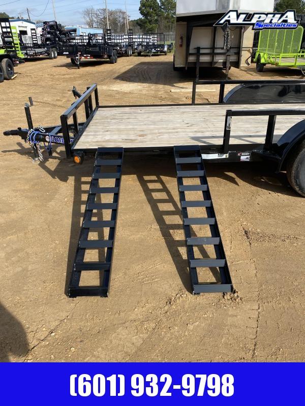 2020 Load Trail UT07 - Tandem Axle Utility 83 x 16 Utility Trailer 7K GVWR
