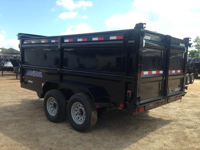2020 Load Trail DT8314072CM Dump Trailer