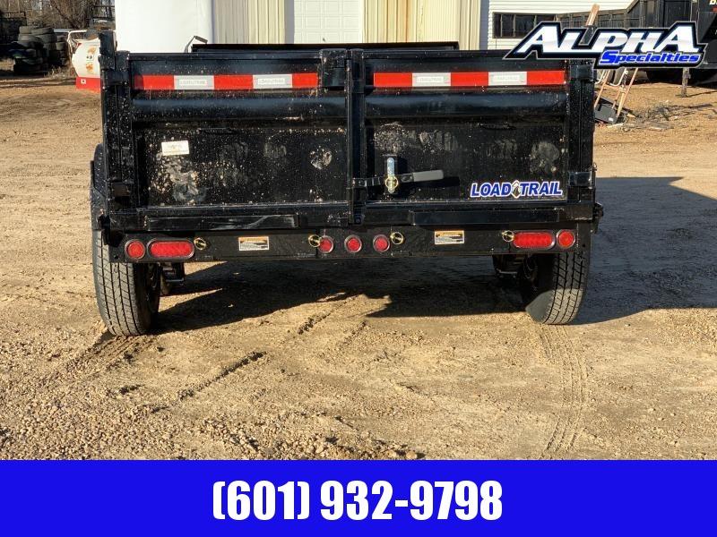 2020 Load Trail DT10 72 x 12 Dump Trailer