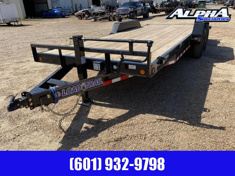"2020 Load Trail 83"" x 20' Tandem Axle Carhauler / Racing Trailer 14K GVWR"