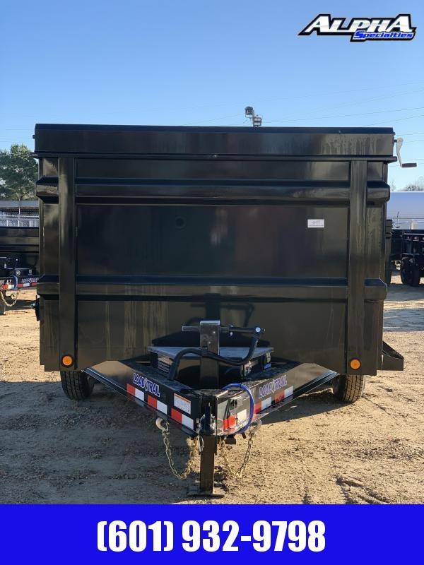 "2020 Load Trail DT14 83"" x 14' w/ 48"" Sides Tandem Axle Dump Trailer 14K GVWR"