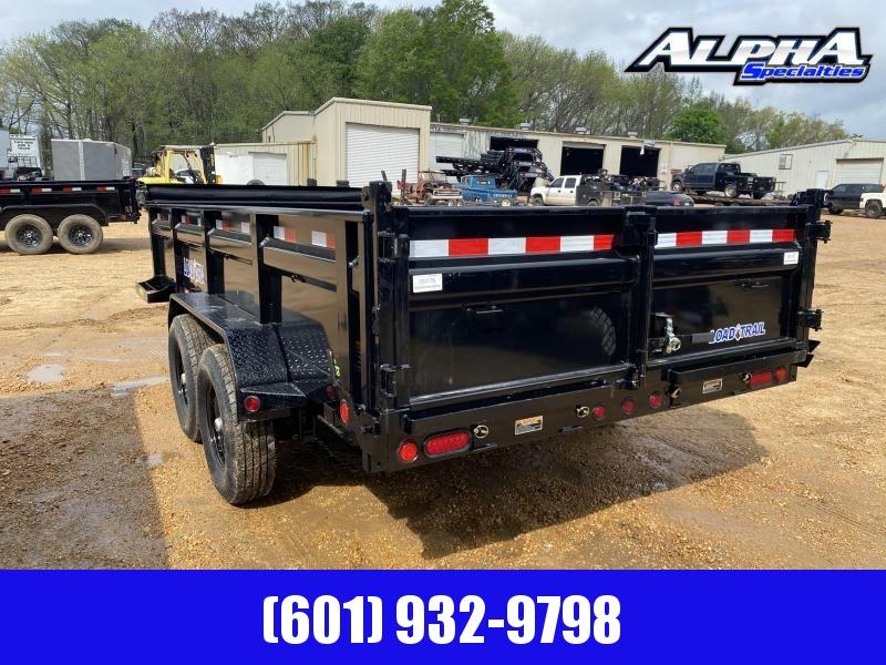 2020 Load Trail DT14 83 x 16 Tandem Axle Dump Trailer