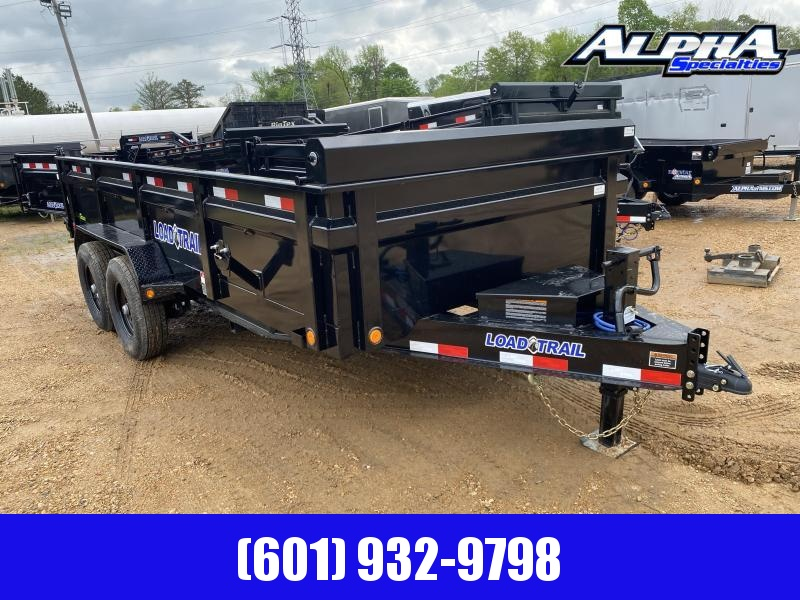 2020 Load Trail DT14 83 x 16 Tandem Axle Dump Trailer